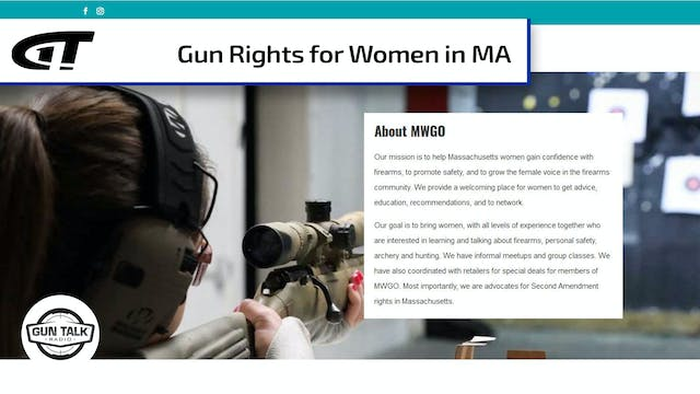 MA Women Fight for Their Gun Rights