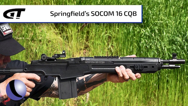 Springfield Armory's Updated M1A: The SOCOM 16 CQB