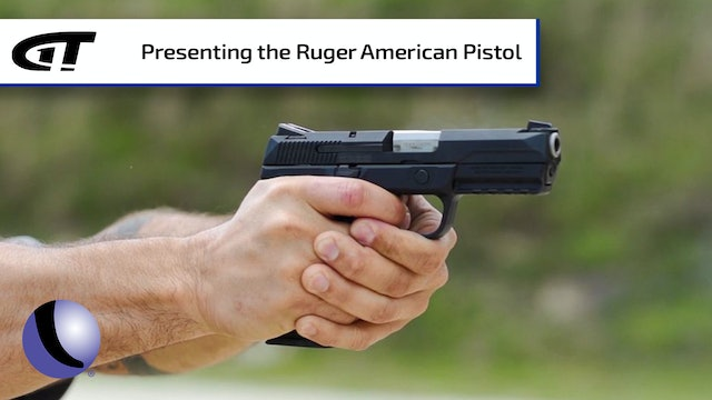 A Pistol Fit for All - The Ruger American Pistol