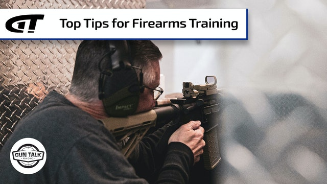 Firearm Training Mistakes & Getting the Most from Training