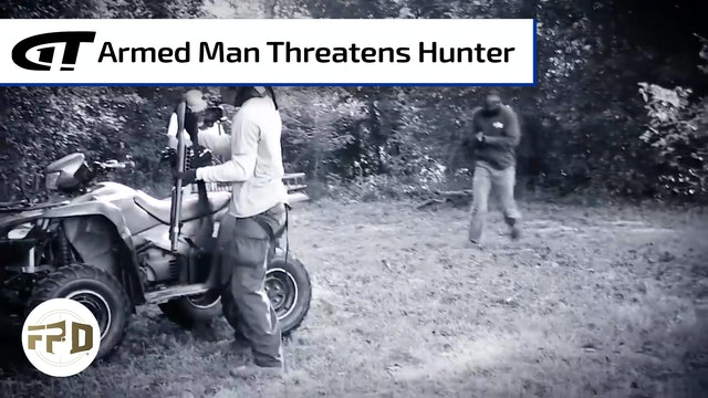 Man Tries to Steal Hunter's ATV
