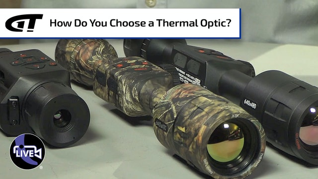 How to Choose a Thermal Optic