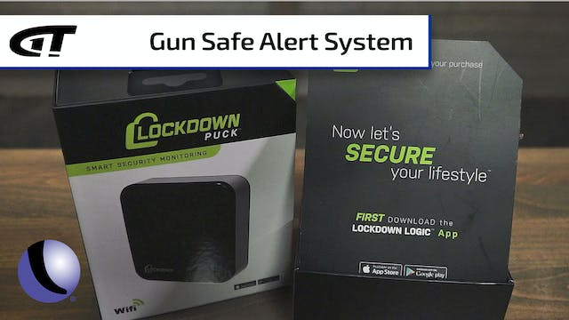 High-Tech Lockdown Puck to Protect Va...