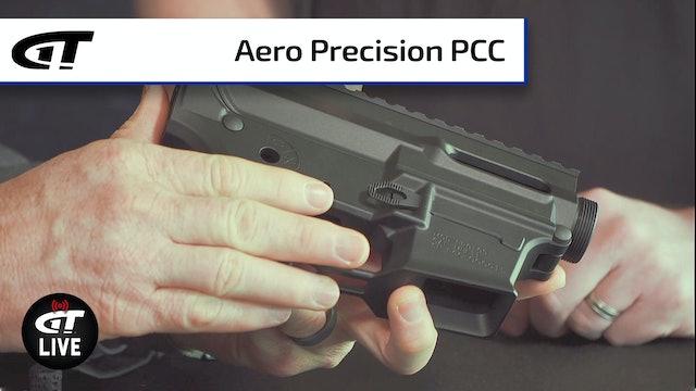 Aero Precision's Pistol Caliber Carbine