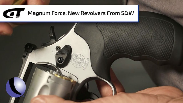 Serious Smith & Wesson Magnums for a Carry Revolver