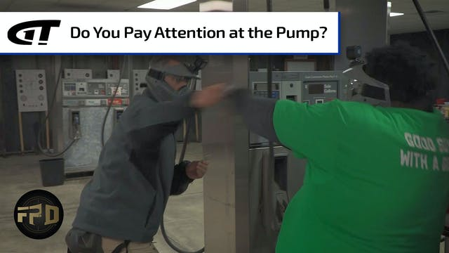 Man Attacked At Gas Station Pump