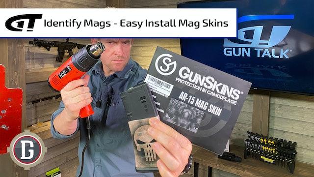 GunSkins Mag Skin Install