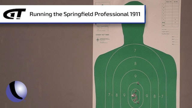 Accurate and Tough: Springfield's Professional 1911