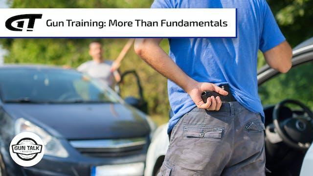 Firearms Training Teaches Mental Adju...