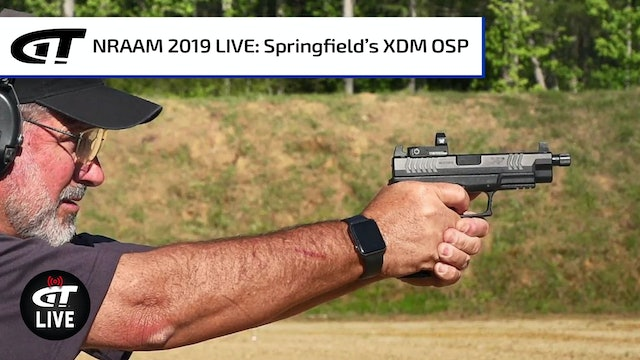 Springfield Armory XDM OSP and the Armory Life