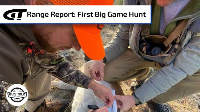 What Goes into a First Big Game Hunt?