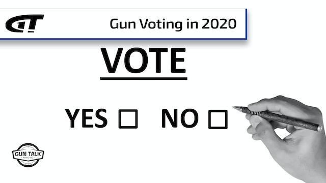 Some Gun Owners Voting Biden?