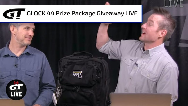 GLOCK G44 Prize Pack Giveaway