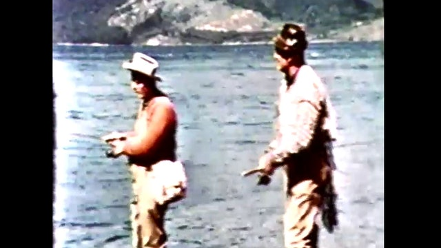 1972: Curt Gowdy Pays Tribute to Joe Brooks