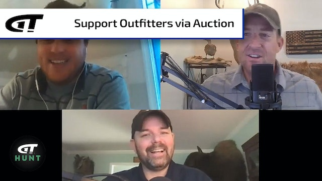 Conservation, Hunting, & Outfitter Auctions with SCI