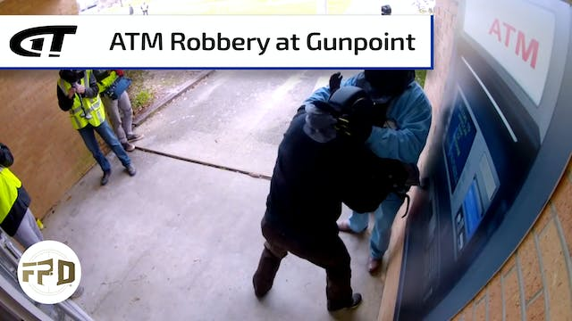 Man Fights Off ATM Robbery