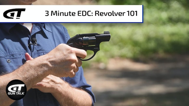 New to Revolvers? Start With This Every Day Carry Tip