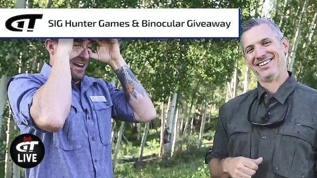 Sig Sauer Hunter Games Recap