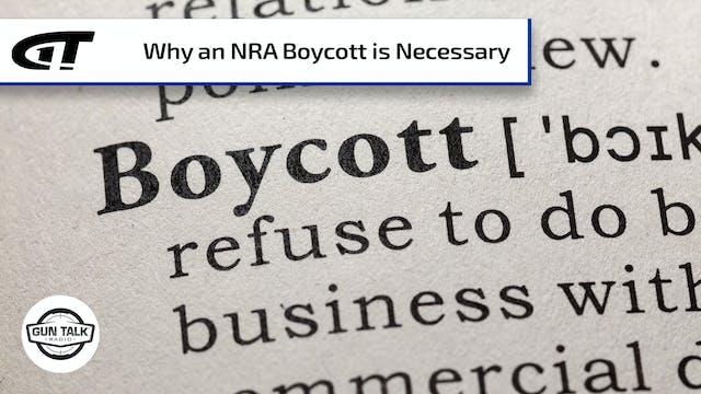 Boycott the NRA