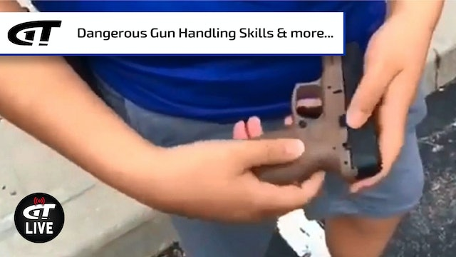 Brownells AR-15; Dangerous Gun Handling Skills; Hunting in Harsh Conditions
