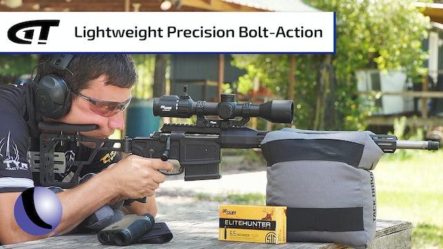 Sig Sauer's CROSS Bolt-Action Rifle