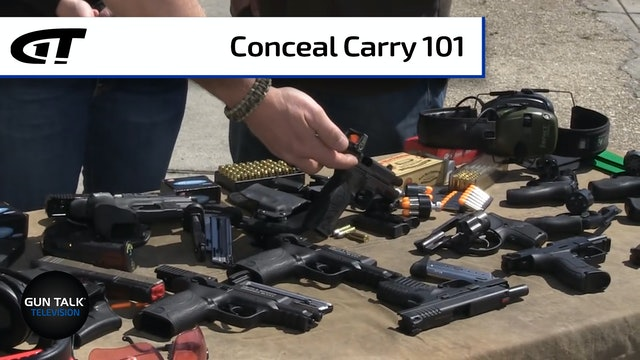 Concealed Carry Crash Course
