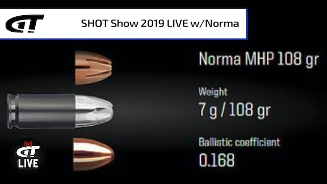 New from Norma - 9mm MHP