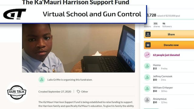 4th Grader Suspended from Virtual Sch...
