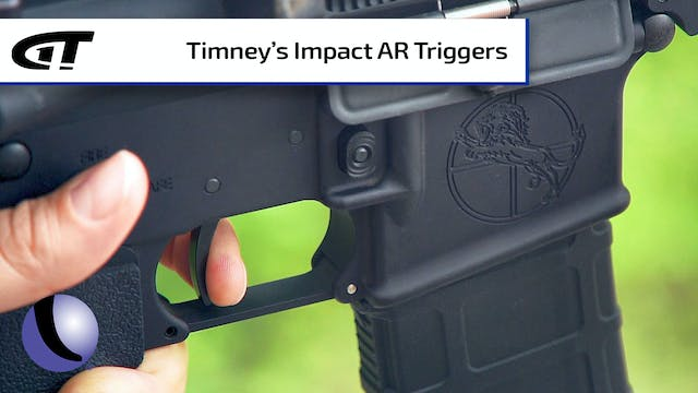 Easy and Inexpensive Trigger Upgrade:...