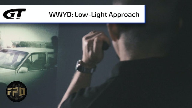 What Would You Do: Approaching Suspicious People in Low-Light