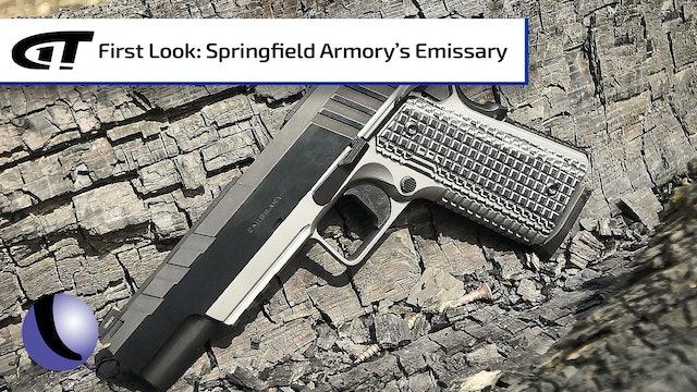 NEW! Springfield Armory Emissary 1911