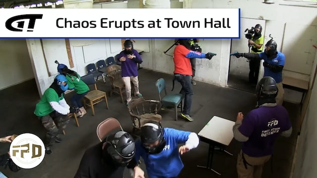 Active Shooter at a Public Meeting