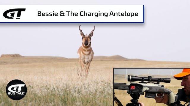 Crazy Wyoming Antelope Hunt