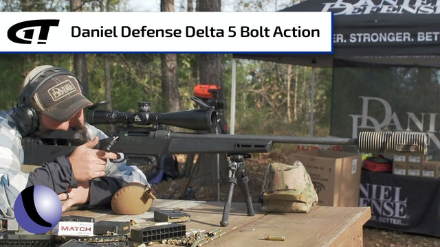 Delta 5 Bolt-Action from Daniel Defense