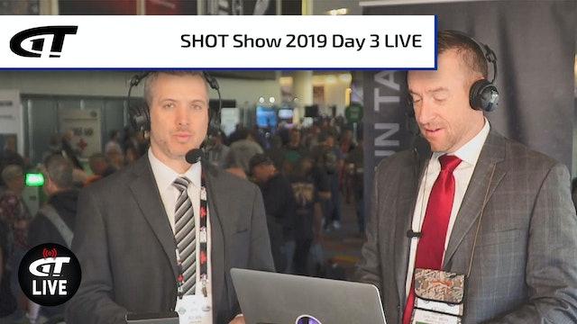 SHOT Show 2019 Day 3