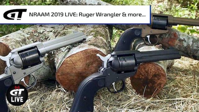 Ruger's .300 PRC RPR Magnum, Wrangler Revolvers