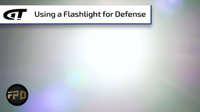 Using a Flashlight for Self-Defense