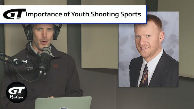 Starting Kids in Competitive Shooting