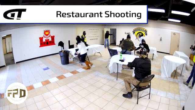 Gun Owner Stops Restaurant Shooting