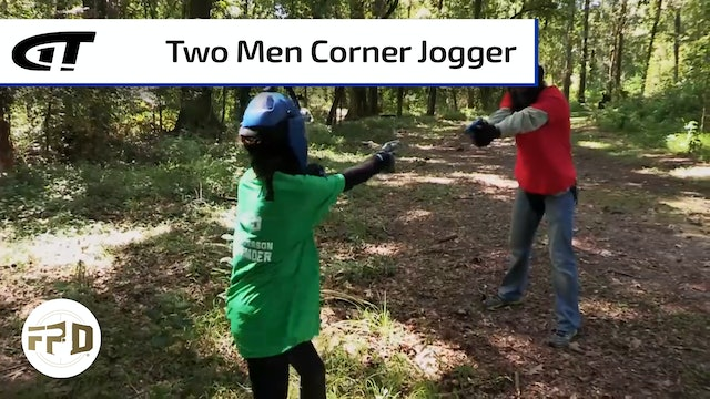 Jogger Assaulted in Local Park