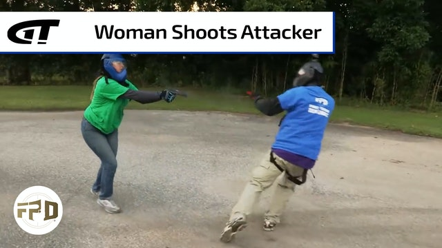 Woman Attacked in Parking Lot