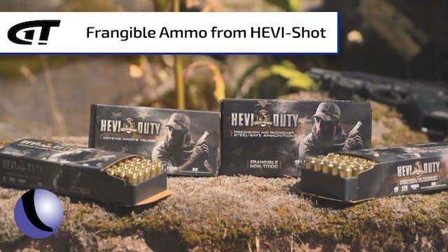Non-Toxic & Frangible Centerfire Ammo...