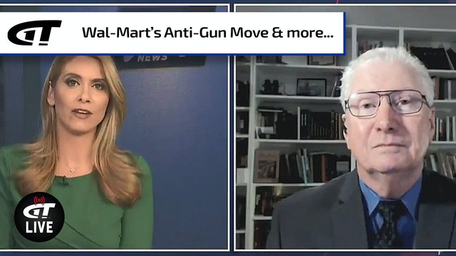 Walmart's Anti-Gun Move; Sig Sauer's New Gun; Win a Kimber
