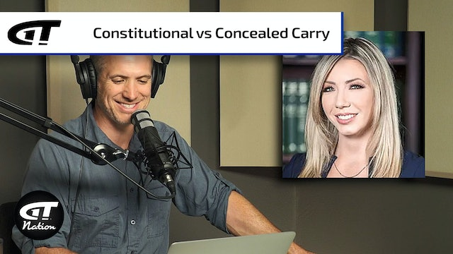 Constitutional & Concealed Carry; Self-Defense