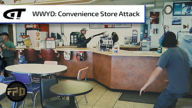 What Would You Do: Convenience Store Shooting