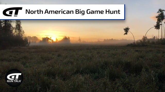The One Perfect Round for North American Big Game Hunting