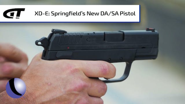 The XD-E - Springfield Armory's New D...