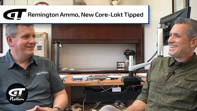 Remington Ammo Factory, Rimfire, and Core-Lokt Tipped