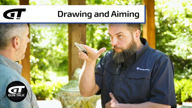 Blade School Prep: Drawing and Attacking with Your Knife