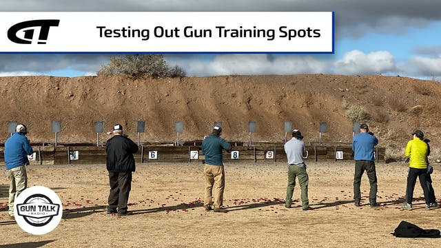Trying Out Different Training Schools